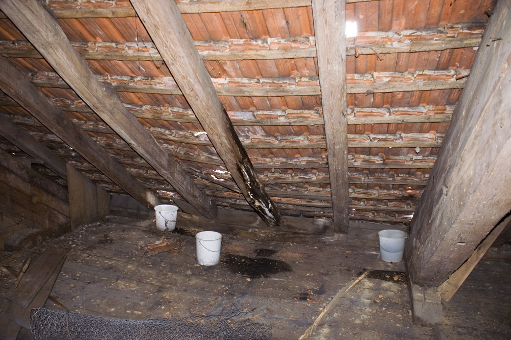 Heissluftverfahren - Holzwurm dachstuhl beseitigen ...